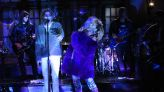 Miley Cyrus Plays 'WITHOUT YOU' and 'Plastic Hearts' on SNL