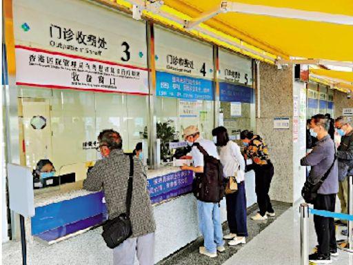 滯粵港人診症資助延長半年