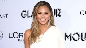 Chrissy Teigen Reveals She Didn't Think She'd Marry John Legend When They First Met