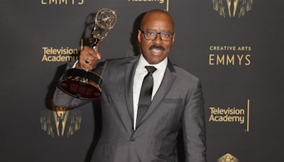 Courtney B. Vance honors Michael K. Williams, slams 'Lovecraft' cancellation in Emmys speech