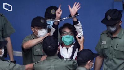 9.15 遊行案 陳皓桓認罪:敢做敢認 | 立場報道 | 立場新聞