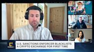 US Sanctions Enforcer Blacklists a Crypto Exchange for First Time