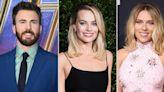 Golden Globes taps Chris Evans, Margot Robbie, Scarlett Johansson, more to present
