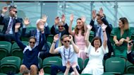 Kate Middleton Was Wimbledon's Chicest Spectator in a Belted Baby Pink Dress