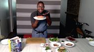 Gregory Gourdet makes Haitian-style meatloaf