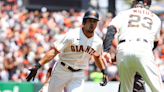 LaMonte Wade Jr. sparks Giants early to avoid Pirates sweep