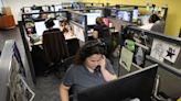 They work at Florida's last unemployment call center. And they know what it's like to lose a job.