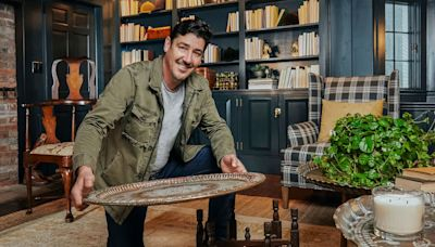 Inside New Kids on the Block Singer Jonathan Knight's Other Life as a Farmhouse Flipper