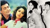 Madhuri Dixit remembers Rishi, dancing to Mere Piya Ghar Aaya with Saroj Khan on 25 YO Yaraana