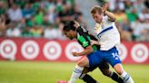 Quakes play Austin FC to scoreless draw in expansion team's first home game