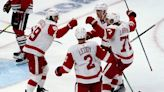 Detroit Red Wings rookie Lucas Raymond's first hat trick leads to 6-3 win in Chicago