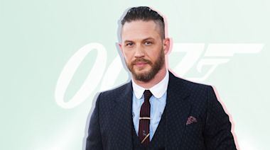 You May Have Read Tom Hardy Was Cast as the Next James Bond. Here's Why That's Not Going to Happen.