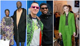 Frieze Is Crawling with Art-Loving Celebs