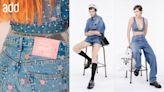 add名人時尚 Prada Miu Miu 推出永續時尚牛仔系列   蘋果日報