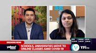 Schools, universities move to online classes amid coronavirus outbreak