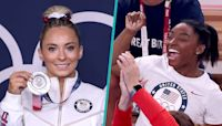 MyKayla Skinner Celebrates Silver Medal Win At Tokyo Olympics After Replacing Simone Biles In Vault