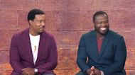 50 Cent and Russell Hornsby talk new show 'BMF'