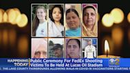 Public Ceremony For FedEx Shooting Victims To Be Held At Lucas Oil Stadium