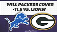 Betting: Will Packers cover -11.5 vs. Lions?