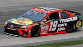 No. 19 JGR team fined for lug-nut violation at Nashville | NASCAR