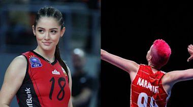土耳其女排隊員好波又吸睛!認識高過193的古妮絲 Zehra Güneş 和卡拉吉 Ebrar Karakurt