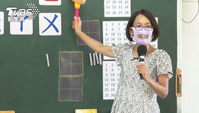 「看老師嘴巴」 戴透明口罩教小一生跟讀ㄅㄆㄇ│TVBS新聞網