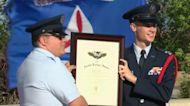Helena high school student receives Civil Air Patrol award