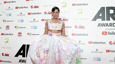 Halsey joins The Weeknd in denouncing the shadiness of Grammy nominations