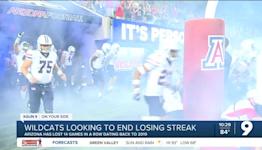 Wildcats look to end 14-game losing streak