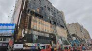 「城中城」燒出老舊建築問題 鄭文燦:盡力協助都更