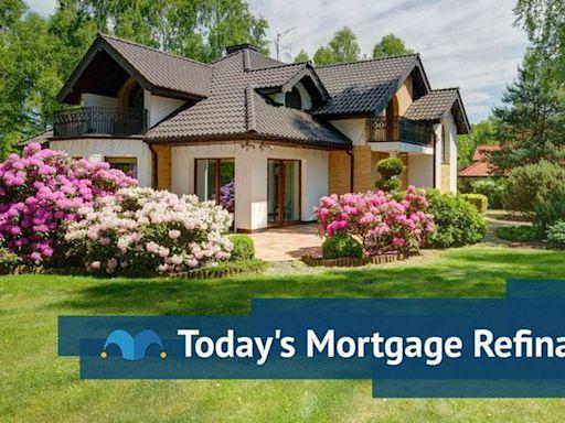 Current Mortgage Refinance Rates -- April 16, 2021: Rates Mixed