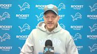 Detroit Lions interim coach Darrell Bevell on his time scouting, coaching Aaron Rodgers