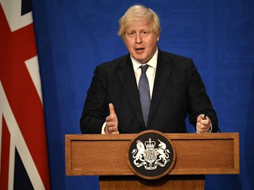 英國單日確診數連7天下降 強森呼籲民眾「別太早對數字下定論」