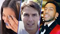 Kylie's Laugh Attack, Tom Cruise Clone & Ludacris Flies Plane