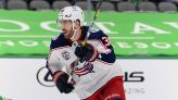 Blue Jackets captain a Boone of a pickup