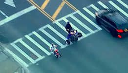 NYC to crush illegal dirtbikes and ATVs