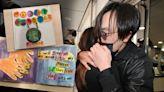 47民主派提堂︱林景楠女自製圖書昐父歸來 楊雪盈感謝市民聲援 | 蘋果日報