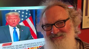 Randy Quaid's bizarre poem makes the perfect swansong for Donald Trump