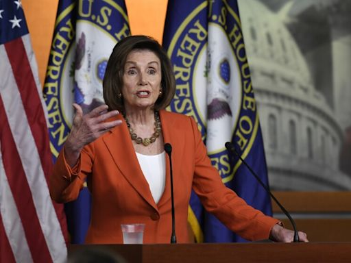 Column: For Nancy Pelosi, maybe one last chance to do something really, really big