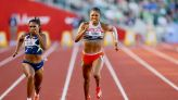 The world is about to meet sprinter Gabby Thomas. She's ready to change it.