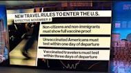 White House Issues New Travel Rules to Enter U.S. (Video)