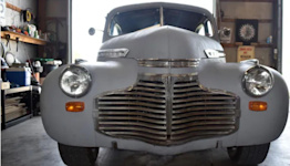 Man Buys 1941 Chevy For The Emotional Connection