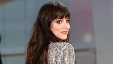 Dakota Johnson Just Wore a Sheer Gown Showing Off Her Sculpted Legs and Butt