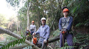 【願景工程】台灣超有材—老將新兵撐住林業斷層