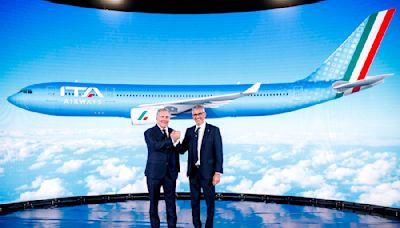 義大利國營航空重新出發 強調全使用國產品   國際要聞   全球   NOWnews今日新聞