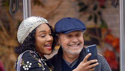 Tiffany Haddish Reveals How Billy Crystal Helped Her Cry While Filming Their New Movie