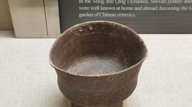 廣東陶瓷業歷史悠久,博物館裡的陳列品就是很好的證明