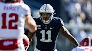 Cowboys trade back but land stud Penn State LB Micah Parsons | PFF Draft Show