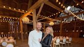 Paulina Gretzky Cozies Up to Dustin Johnson in Photo from Ryder Cup U.S. Team Dinner