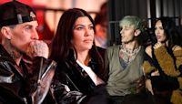 Kourtney Kardashian and Travis Barker Double Date With Megan Fox and Machine Gun Kelly